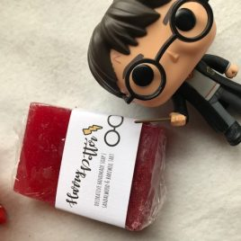 Decoratieve zeep – Harry Potter