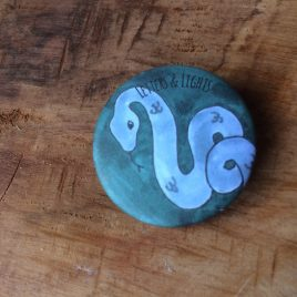 Slytherin Button