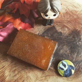 Decoratieve zeep – Hufflepuff