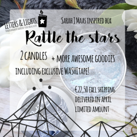 RATTLE THE STARS – Sarah J Maas Inspired box