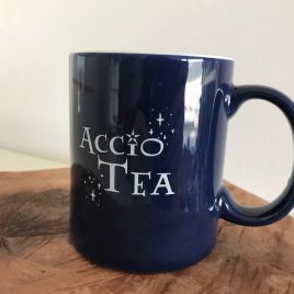 Mok 'Accio tea'