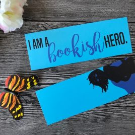 Boekenlegger – I am a bookish hero