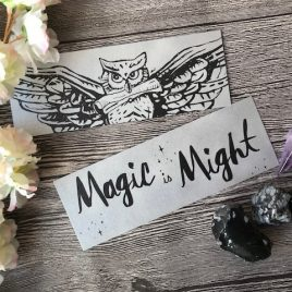 Boekenlegger – Magic is Might