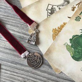 Hogwarts boekenleggers lint