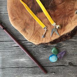 Quidditch Boekenlegger Lint