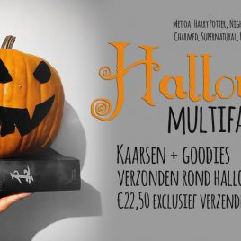 Halloween multifandom box