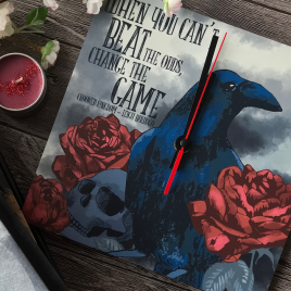 Six of Crows Klok