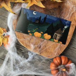 Hagrid's Pumpkin Patch Kaart