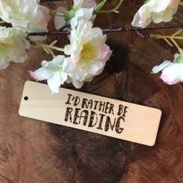 Woodmark – I'd Rather be Reading