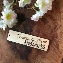 Woodmark – I'd rather be at Hogwarts