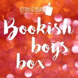 Bookish Boys Box